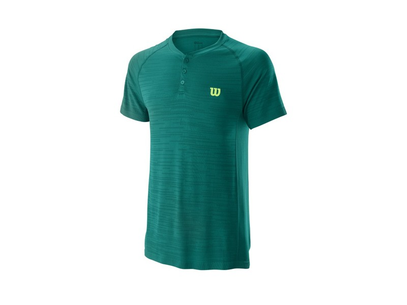M COMPETITION SEAMLESS HENLEY - velikost M